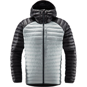 Haglöfs Essens Mimic Hooded Jacket Herre Stone Grey